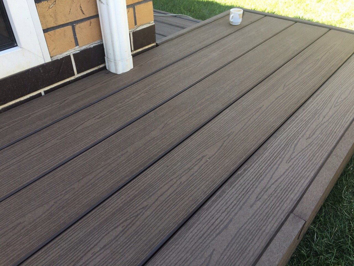 decking gallery polymer wood