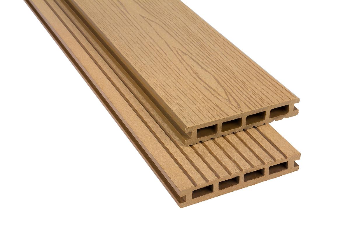 Decking Wood Polymer Composites : Decking «premium of wood polymer composite